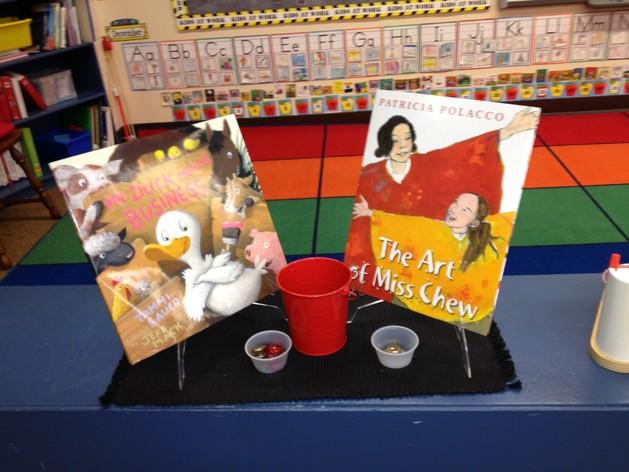 Choose-a-Book Display